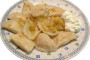 Pierogi recipes are easy -- Buy them frozen!