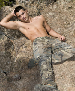 gay in military right