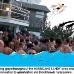gays flood