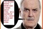 John Cleese's Take On Syria is a HOAX!    John Cleese quote about Syria is FAKE!