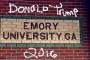 EMORY UNIVERSITY STUDENTS URGED TO SEEK PSYCHIATRIC COUNSELING