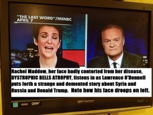 maddow face