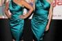 Jamie Lee Curtis & Sigourney Weaver - same dress 1 Penis.