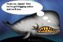 Japanese Whale Killers.  Tsunami is KARMA !