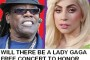 Rumor:  Lady Gaga Free Concert on Beach in Asbury Park to Honor Clarence Clemons?